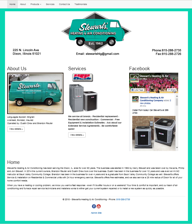 Stewart's Heating & Air Conditioning